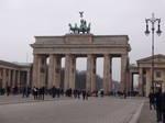 2013年ベルリンブランデンブルク門