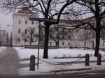 2013年ミュンヘン フーバー教授広場