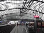 2013年ベルリン中央駅