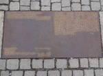 2013年ベルリン べーベル広場 焚書の記念碑